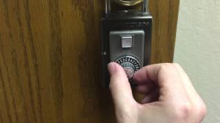 Using a Standard Combination Lockbox