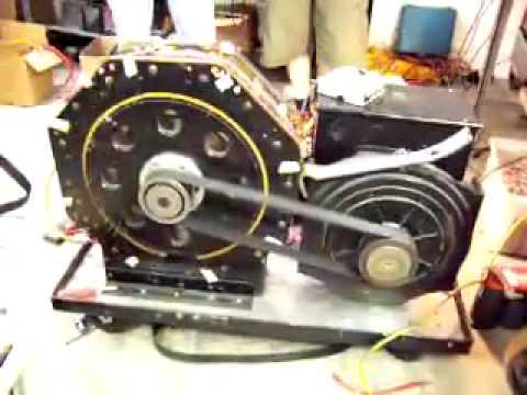 161c2df2653 Motore magnetico FUNZIONANTE - YouTube