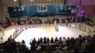 Opening Ceremony TDF (Thessaloniki Dance Festival) WDSF