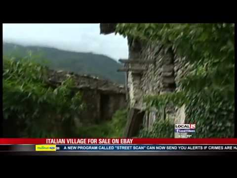 Italian Village for Sale on EBay