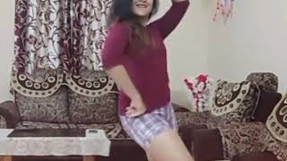 Hot Dance Beautiful Girl