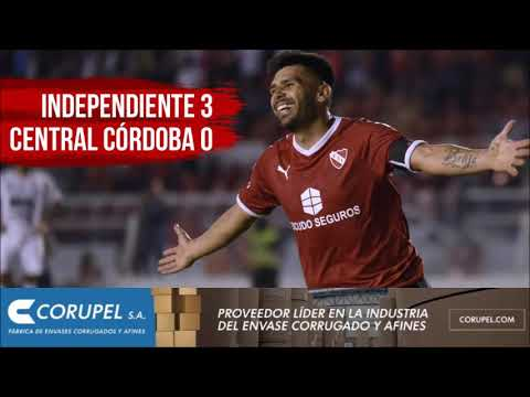 Closs Continental Analiza River Plate vs Central Córdoba 2-0 | Superliga Argentina from YouTube · Duration:  4 minutes 30 seconds