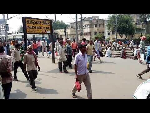 Rajendra Nagar terminal railway station:Patna jn