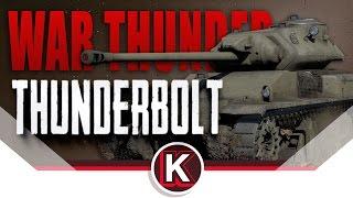AWESOME AUSTRALIAN TANK | AC IV Thunderbolt | War Thunder