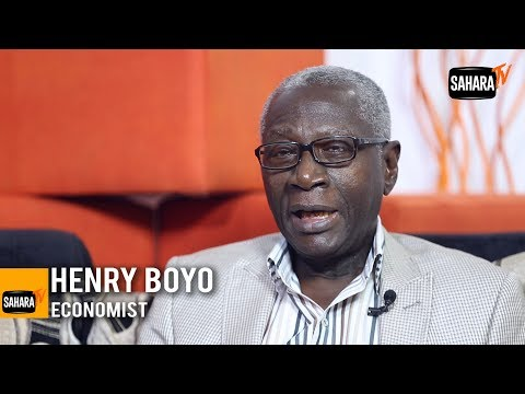 State Of Nigerian Economy: An Increased Budget Won't Deliver The Economy -Henry Boyo