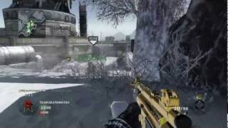Black ops Rushing On large Maps