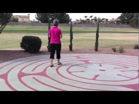 Labyrinth A Walking Meditation