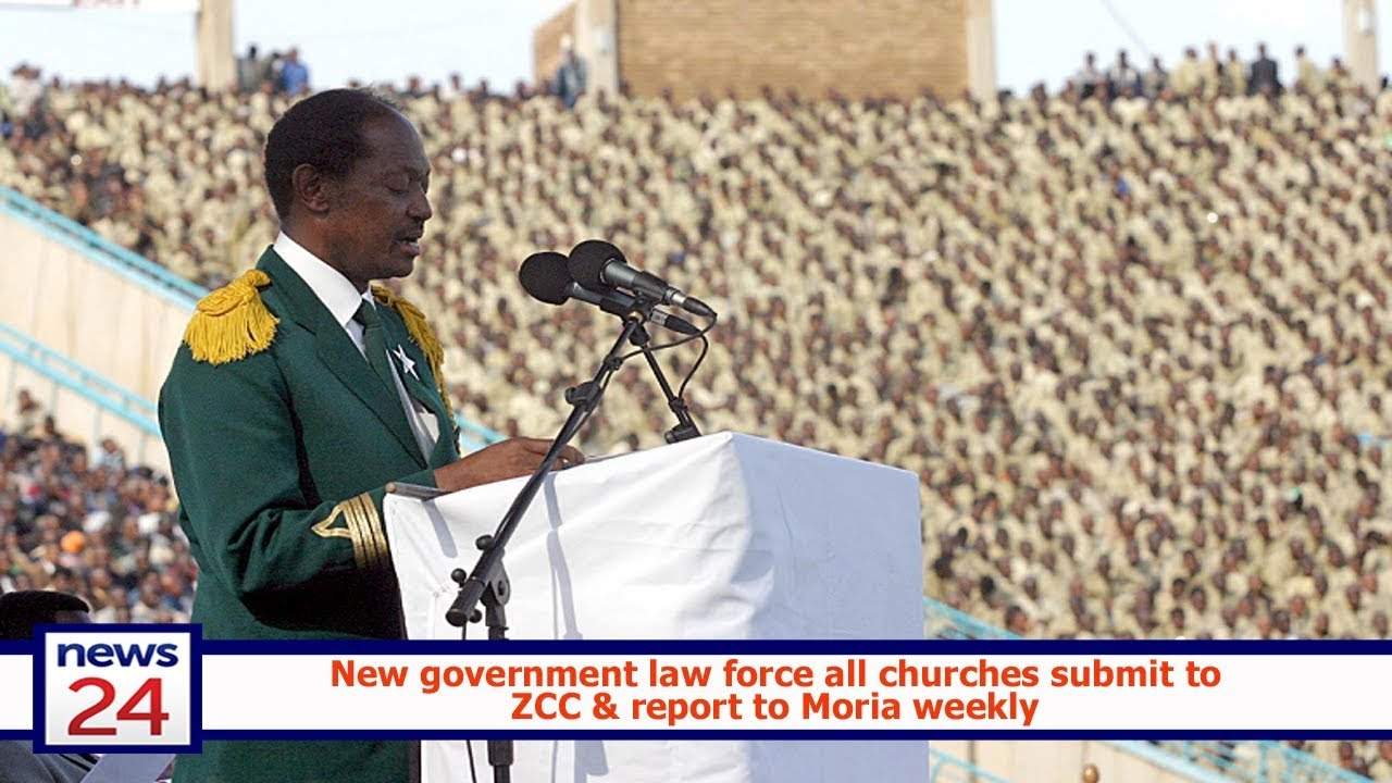 Dr Be Lekganyane: New Government Law Force All Churches Submit To ZCC And