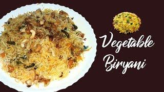 Veg Biryani, Vegetable Biryani, fry Veg Biryani