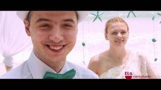 Красивые свадебные церемонии в Таиланде!