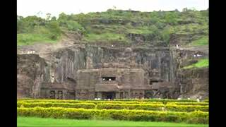 Most beautiful view - Kailasa Temple - India