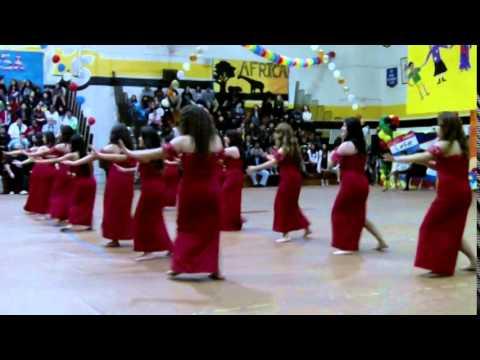 Girls Hawaii - International 2014