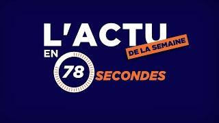 Yvelines | L'actu de la semaine en 78 secondes (du 6 au 10 septembre 2021)