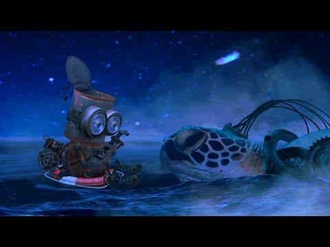 Tourist LeMC - Horizon ft. Wally (Official Music Video)