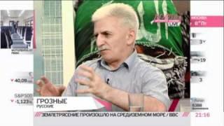 Демушкин о поездке к Кадырову