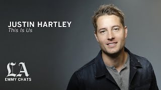 Justin Hartley of 'This Is Us' on wanting to be there when his character's uncle needed someone.