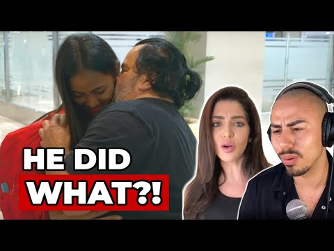 Dating Coaches React To 90 Day Fiance Big Ed and Rose