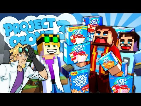 Minecraft Project Ozone 3 - STAN LEE AND POP TARTS #32