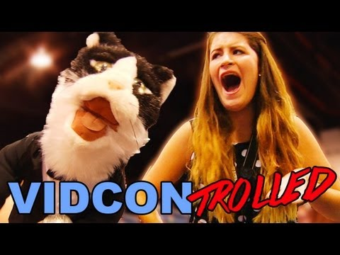 Talking Cat Hates VIDCON!!