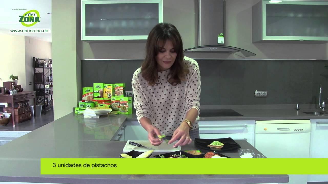 La Cocina De Mariajo | En La Cocina Con Maria Jose Ii Montadito De Salmon Ahumado