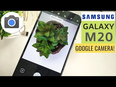 Google Camera on Samsung Galaxy M20 - Link Available - YouTube