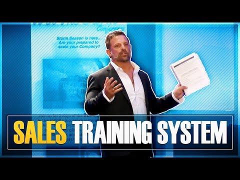 SVG Phase 1 Sales Training System