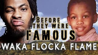 Waka Flocka Flame - Before They Were Famous