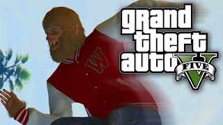 GTA 5 Online Free Roam Events - KING OF THE CASTLE AND HUNT THE BEAST WIN! (GTA V Online)