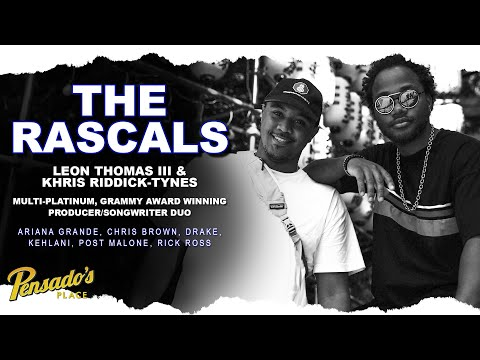 Multi-Platinum, Grammy Award Winning Producer / Songwriting Duo, The Rascals – Pensado's Place #448
