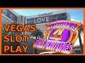 VEGAS SLOT PLAY 🎰WONDER 4 TOWER @ The Mirage Casino | NorCal Slot Guy