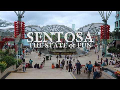 Sentosa Island - The State of Fun - Day 5  #singapore #sentosa #travel