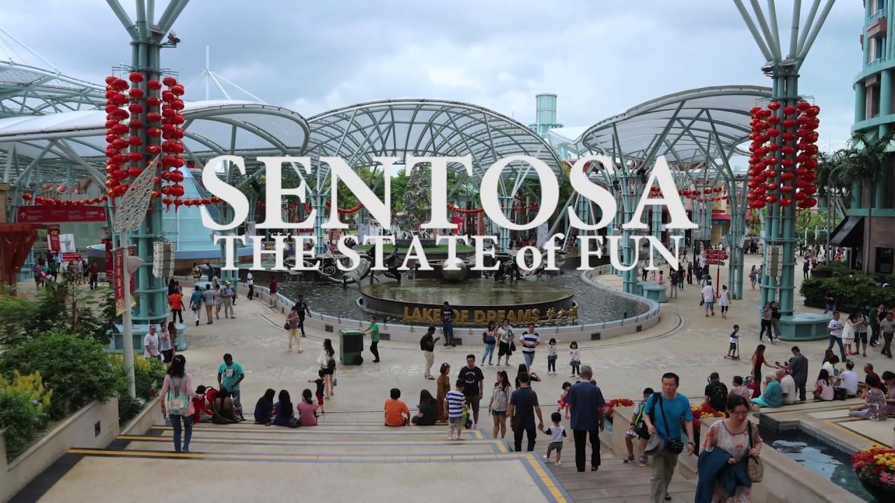 Sentosa Island, Mahanak Island @ Singapore