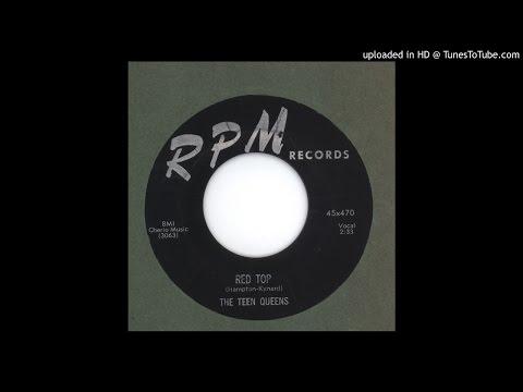 Teen Queens, The - Red Top - 1956