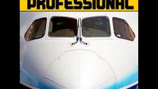 Flight 787 Advanced / Boeing 747 Full Flight / HD Video