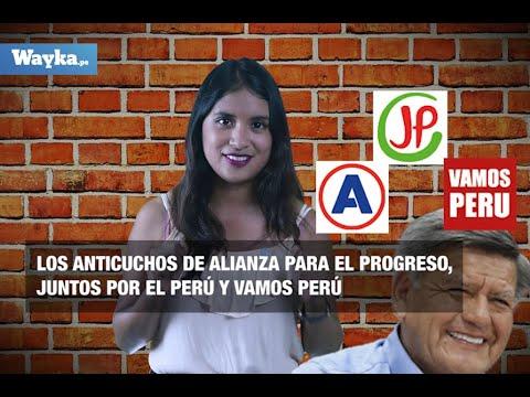 Los Anticuchos De Alianza Para El Progreso, Juntos Por El Perú Y Vamos Perú | La Anticuchería