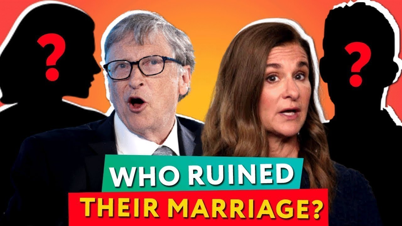 Bill and Melinda Gates: The Truth Behind Their Unexpected Divorce |⭐ OSSA