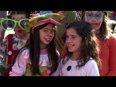 Carnaval Trapalhão de Castelo de Vide - Desfile sexta-feira 21 Fevereiro 2020