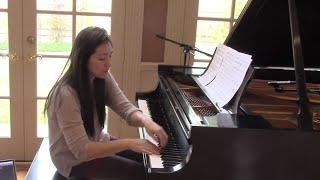 Requiem - Final Fantasy Tactics (solo piano arrangement)