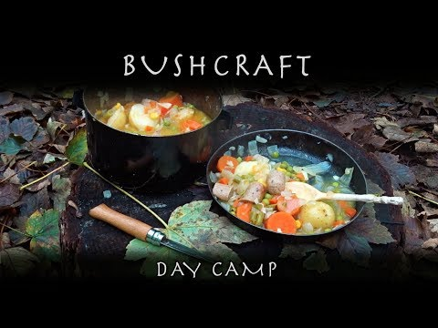 Bushcraft Day Camp