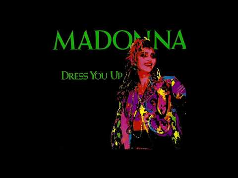 Madonna - Dress You Up (12'' Formal Mix)