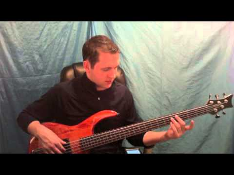 Gospel Bass Ear Training ii to V, How to Find the Key the Song is in, New  Songs in C 101-6