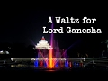Download Most melodious musical fountain - A Waltz for Lord Ganesha || Art of Living Instrumental MP3 song and Music Video
