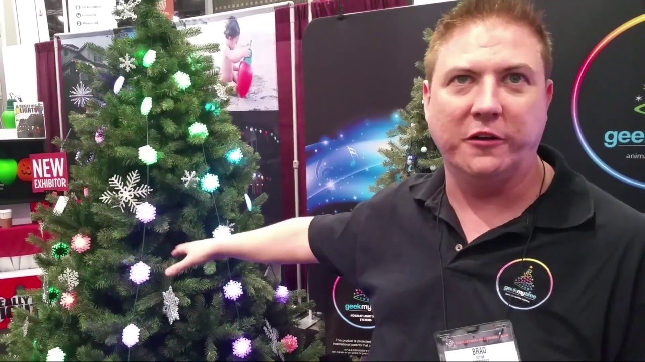 Geek My Tree Shark Tank Update (Kevin Ou0027Leary Deal)   National Hardware  Show   Las Vegas Design Ideas