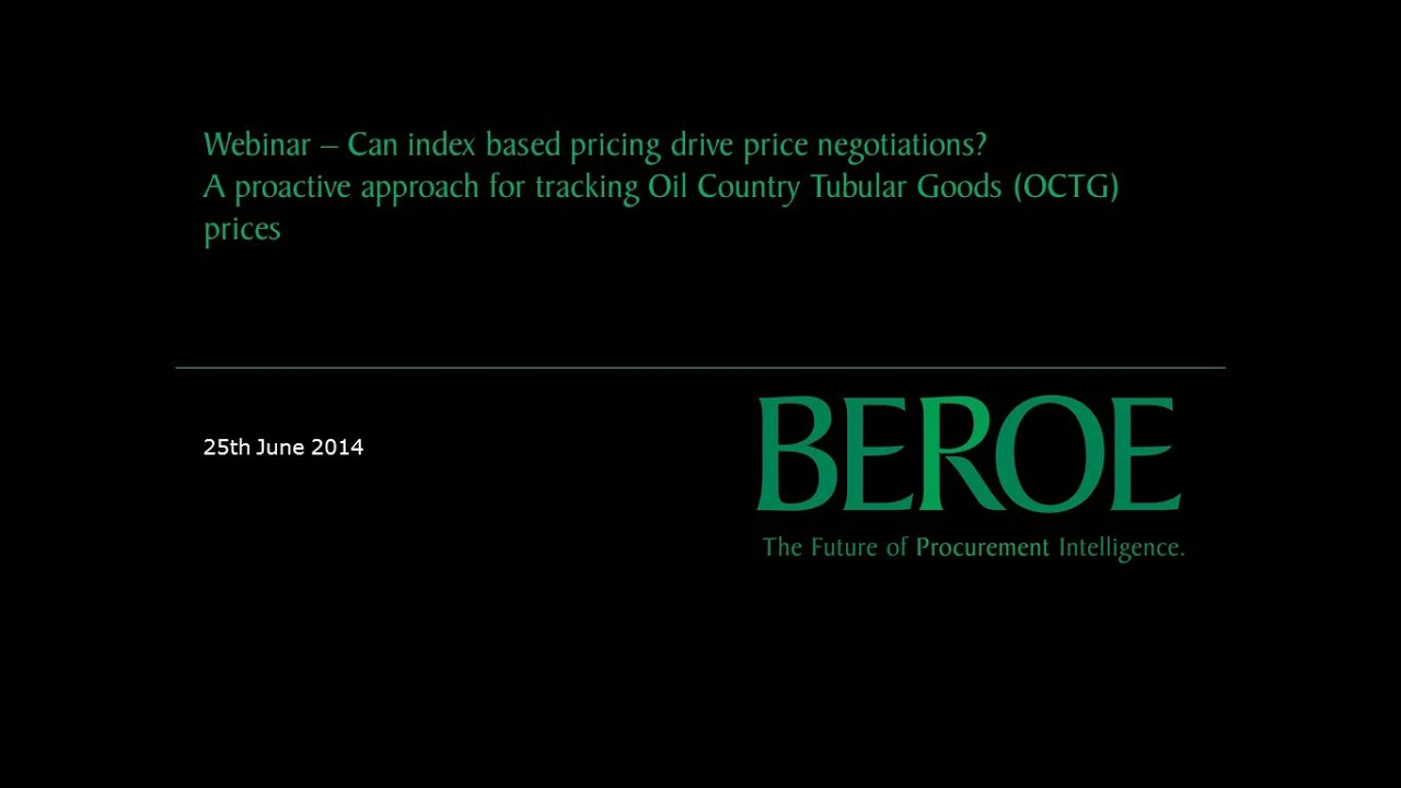 Oil Field Serivces » Beroe Inc - Advantage Procurement