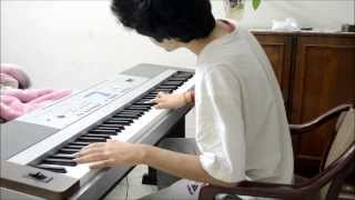 Afrojack ft Wrabel - Ten Feet Tall - PIANO COVER HD