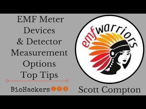 Scott Compton: EMF Meter Measurement Devices Top Tips