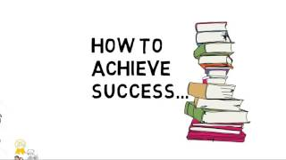 HOW TO BE SUCCESSFUL IN LIFE - THE PSYCHOLOGY OF SUCCESS BY BRIAN TRACY (Animation)