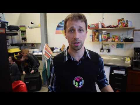 Tour of the Champaign Urbana Community Fab Lab