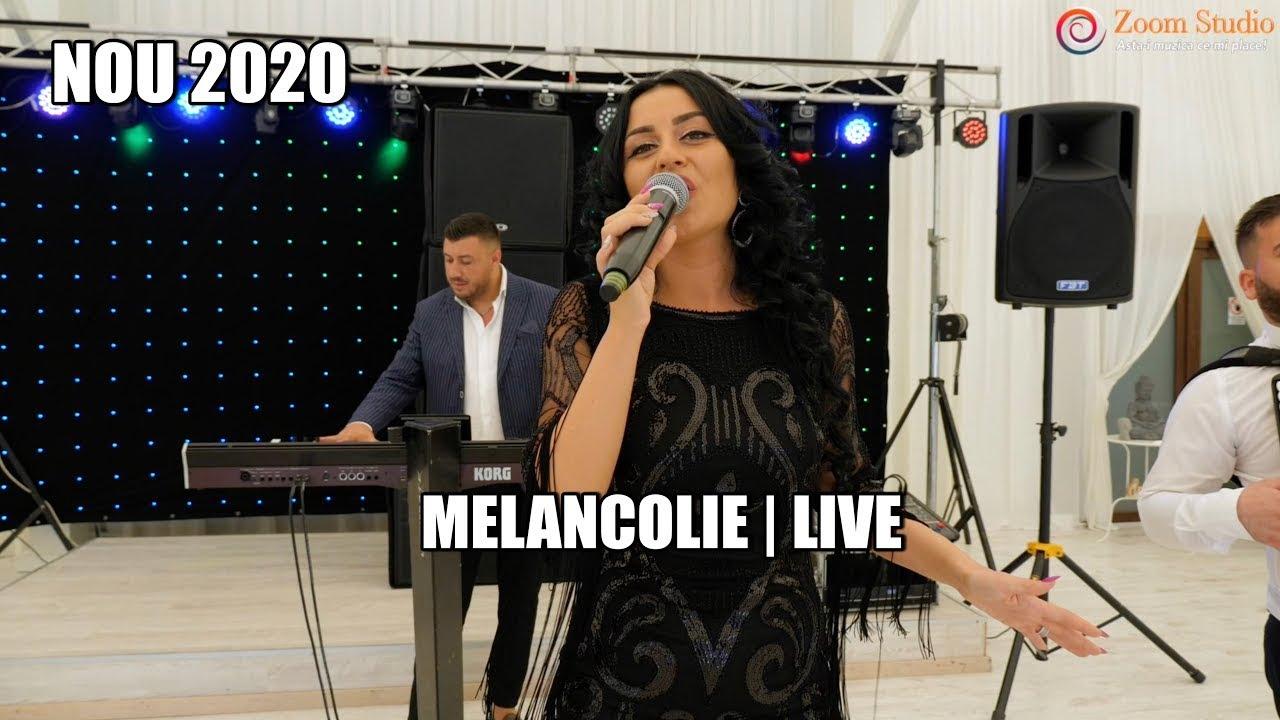 FORMATIA IULIAN DE LA VRANCEA - MELANCOLIE [LIVE 2020] | MUZICA USOARA
