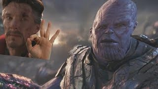 A bad reading of Avengers Endgame
